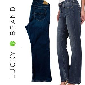 LUCKY BRAND Easy Rider Orta Premium Jeans 16WS